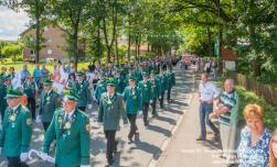Gesseln - Schützenfest - So(17.07.2016)