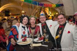 PB KV--Party im Ratskeller nach KV-Parade-2017 RW B7305-