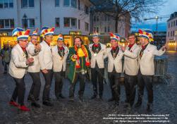 KV Rosen Mo- Ausklang KV im Ratskeller-Hase verrbenng 2017-RW B7447-