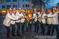 KV Rosen Mo- Ausklang KV im Ratskeller-Hase verrbenng 2017-RW B7449-