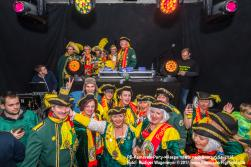 Hasi-Palau-Zeltparty auf dem Maspernplatz (SA, 10.02.2018)