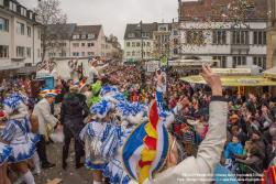 Karneval-Parade in der Stadt Part II 2017