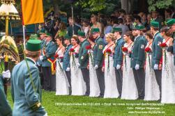 PBSV-2016-Mo-Empf-Konigin-auf-Schützenplatz-RW B4907