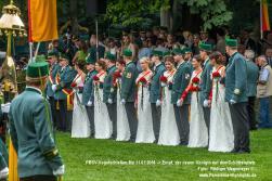 PBSV-2016-Mo-Empf-Konigin-auf-Schützenplatz-RW B4910