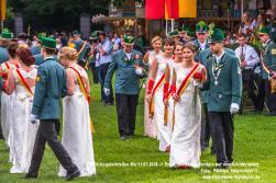 PBSV-2016-Mo-Empf-Konigin-auf-Schützenplatz-RW B4946