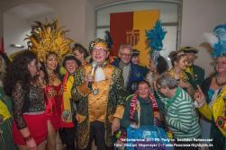 PB-Weiberkarneval Party-im-Rathaussaal-2017-RW B5837-