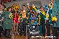 PB-Weiberkarneval Party-im-Rathaussaal-2017-RW B5846-